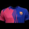 Kép 2/6 - FC Barcelona gyerek címeres edző szerelés - 10 éves