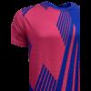 Kép 5/6 - FC Barcelona gyerek címeres edző szerelés - 10 éves