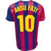 Kép 3/7 - FC Barcelona 21-22 hazai szurkolói mez, replika - Ansu Fati - L