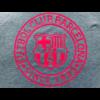 Kép 2/4 - A Barça rózsaszín címeres pólója - M