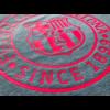 Kép 3/4 - A Barça rózsaszín címeres pólója - M