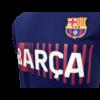 Kép 3/5 - A Barça címeres, 2021-22-es gyerek pólója, kék - 10 éves