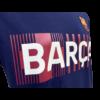 Kép 4/5 - A Barça címeres, 2021-22-es gyerek pólója, kék - 10 éves