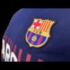 Kép 5/5 - A Barça címeres, 2021-22-es gyerek pólója, kék - 10 éves