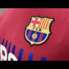 Kép 4/5 - A Barça címeres, 2021-22-es pólója, Gránátvörös - XL