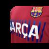 Kép 5/5 - A Barça címeres, 2021-22-es pólója, Gránátvörös - XL