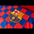 Kockás Barcelona lepedő