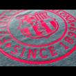 A Barça rózsaszín címeres pólója - M