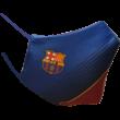 A Barça hazai mezének hivatalos maszkja
