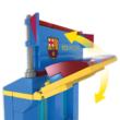 A Barça hivatalos építőkocka csomagja (Delux edition)