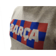 A kockás Barçás pulóvered - XL