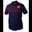 A Barça hivatalos galléros pólója - L