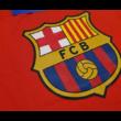 A Barça címeres gyerek pólója - 10 éves