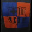 A női, kockás Barcelona felsőd - S