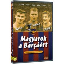 Magyarok a Barçáért DVD