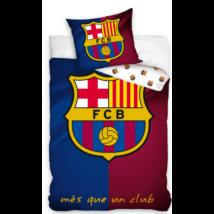 A Barcelona gránátvörös-kék ágynemű szettje