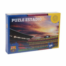 FC Barcelona - Camp Nou puzzle: 500 db