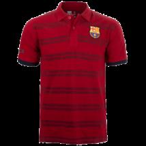 A Barcelona gránátvörös galléros pólója