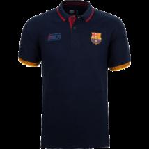A Barcelona katalán galléros pólója