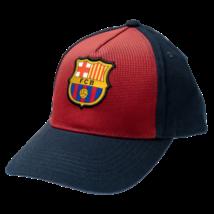 A gránátvörös-kék Barcelona baseball sapkád