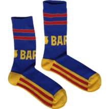 A Barcelona gyerek senyerás zoknija