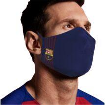 A játékosok hivatalos Barçás maszkja