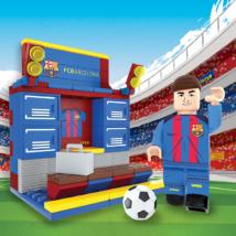 FC Barcelona öltöző