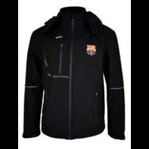 A Barcelona outdoor softshell kabátja