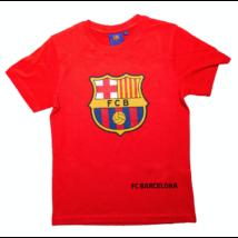 A Barça címeres gyerek pólója