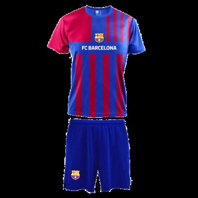 FC Barcelona 21-22 gyerek hazai szurkolói mez szerelés - replika