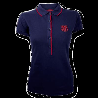 A Barcelona elegáns, női galléros pólója