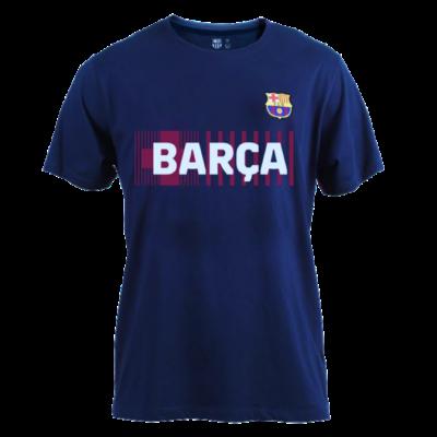 A Barça címeres, 2021-22-es pólója - Kék