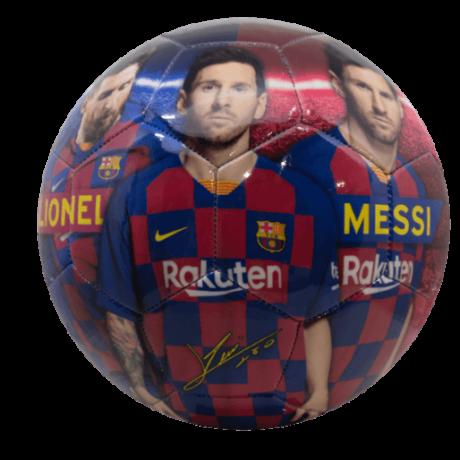 Lionel Messi Barçás labdája