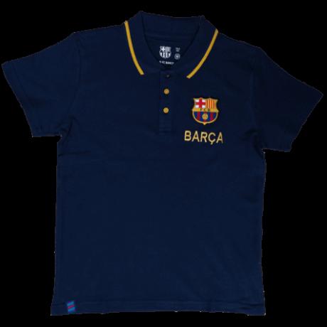 Az elegáns, gyerek Barcelona galléros póló - 10 éves