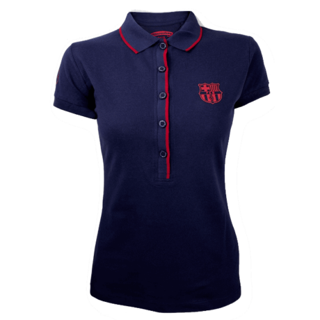 A Barcelona elegáns, női galléros pólója - M