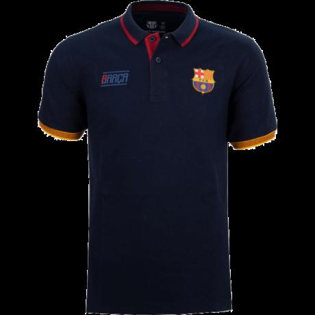 A Barcelona katalán galléros pólója - S