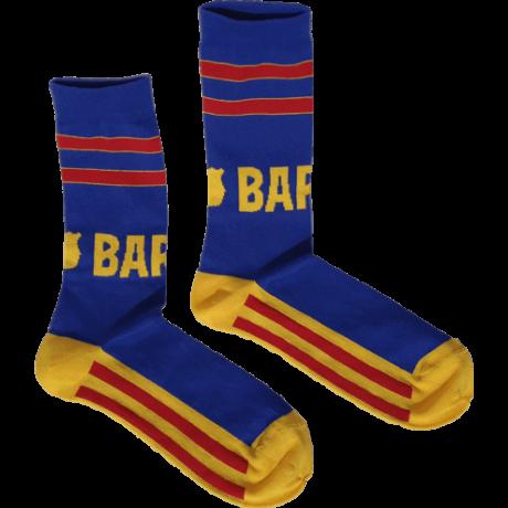 A Barcelona premium senyerás zoknija - 43-46