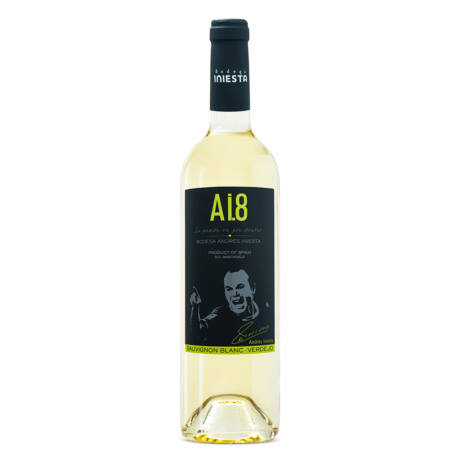 Iniesta: AI8 Blanco fehérbor  - 2019