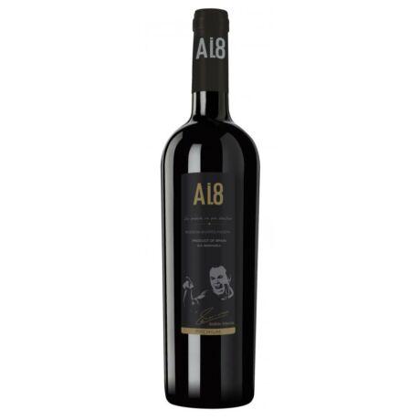 Iniesta: AI8 Premium vörösbor  - 2012
