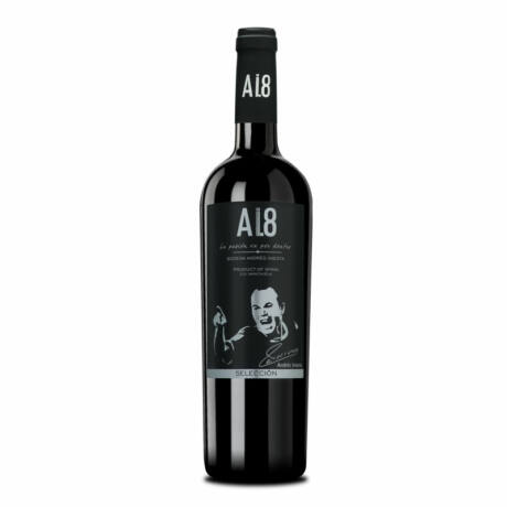 Iniesta: AI8 Selección vörösbor  - 2015