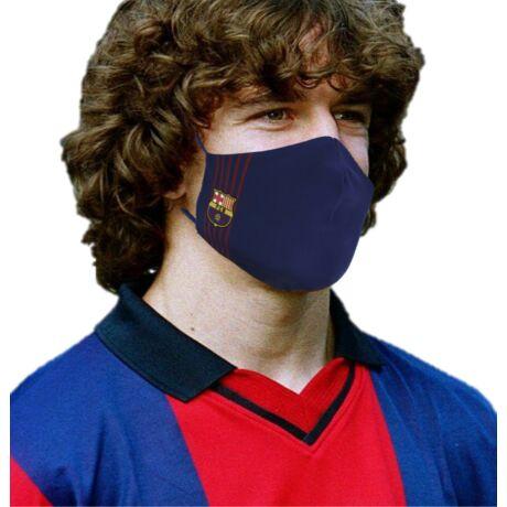 A játékosok hivatalos Barçás maszkja - junior méret