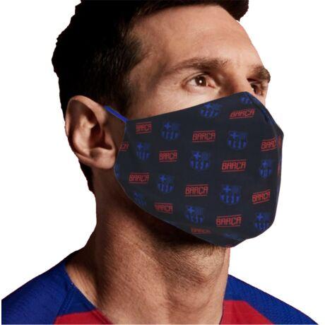 A sztárok hivatalos Barçás maszkja