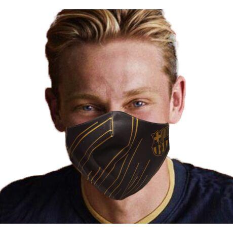 A Barça idegenbeli mezének hivatalos maszkja