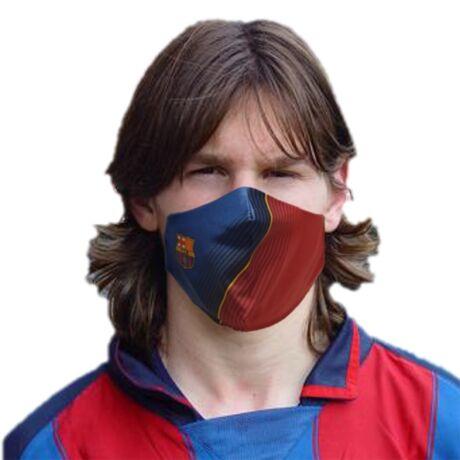 A Barça hazai mezének hivatalos maszkja - junior méret