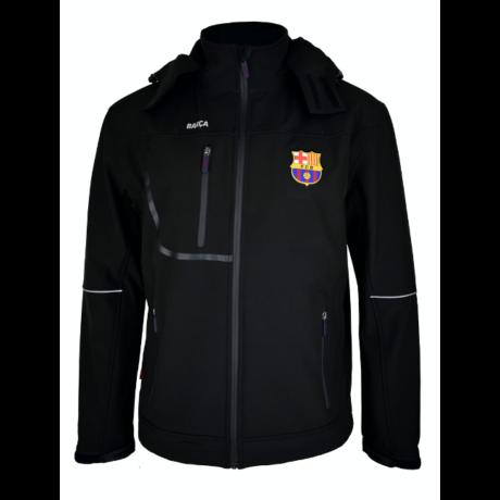 A Barcelona outdoor softshell kabátja - M