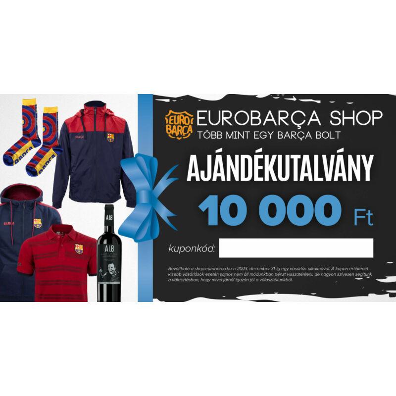 10.000 Ft-os ajándékutalvány