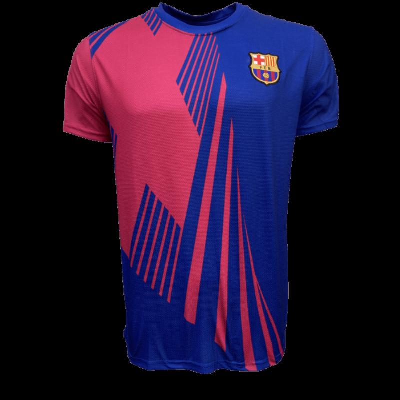 FC Barcelona címeres edzőmez - 2XL
