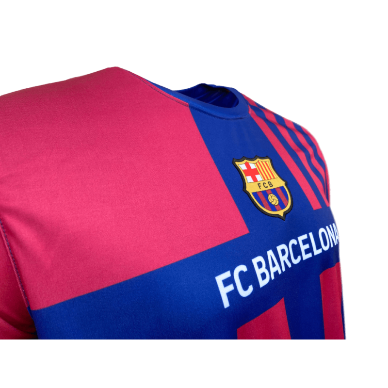 FC Barcelona 21-22 hazai szurkolói mez, replika - L