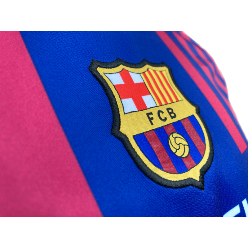 FC Barcelona 21-22 hazai szurkolói mez, replika - Memphis - L