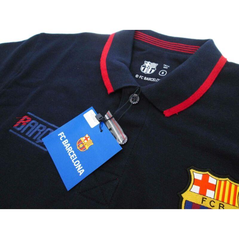 A Barcelona katalán galléros pólója - 2XL